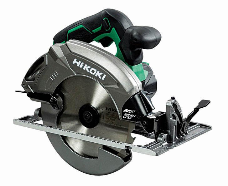 36V Multi Volt Circular Saw with Brushless Motor