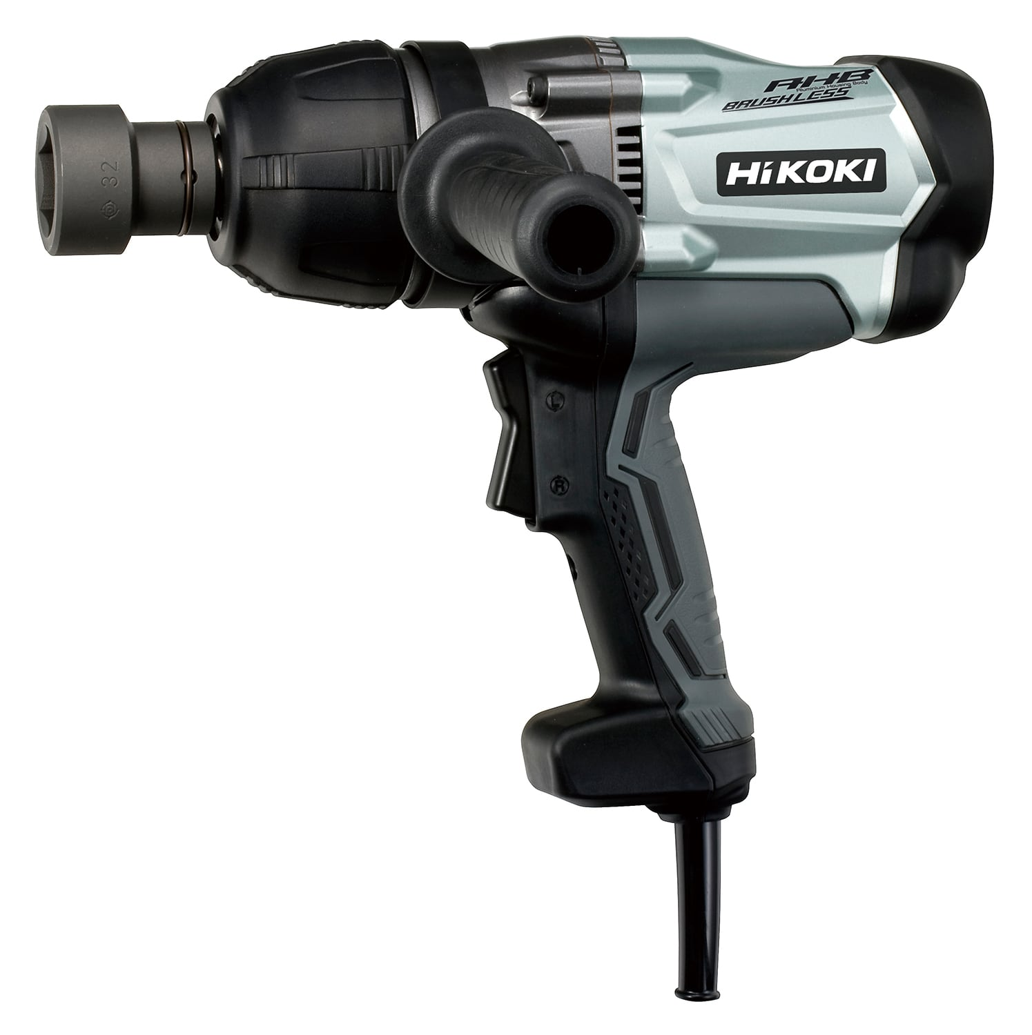 22mm inch Impact Wrench with Brushless Motor