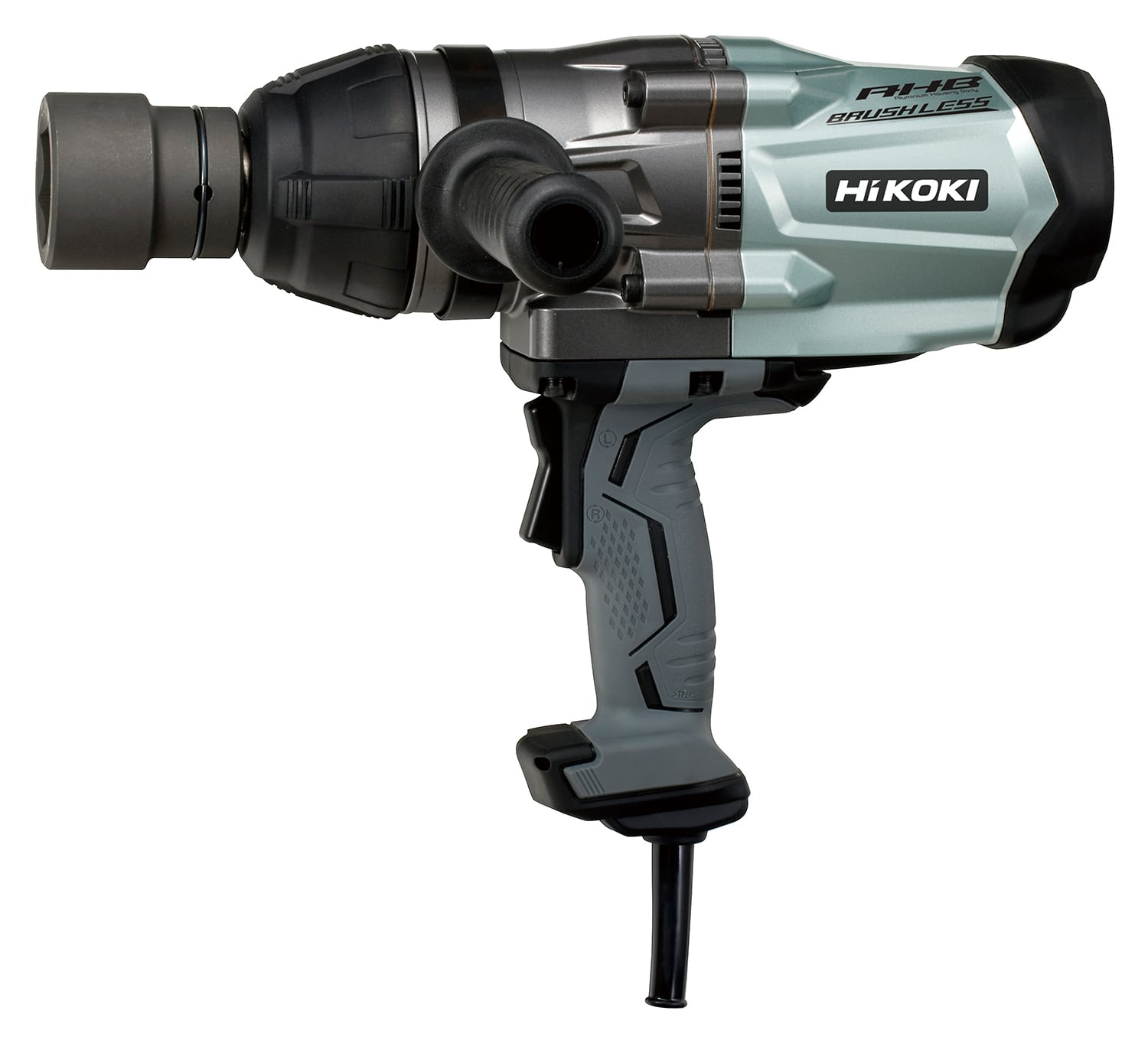 1 inch Impact Wrench with Brushless Motor