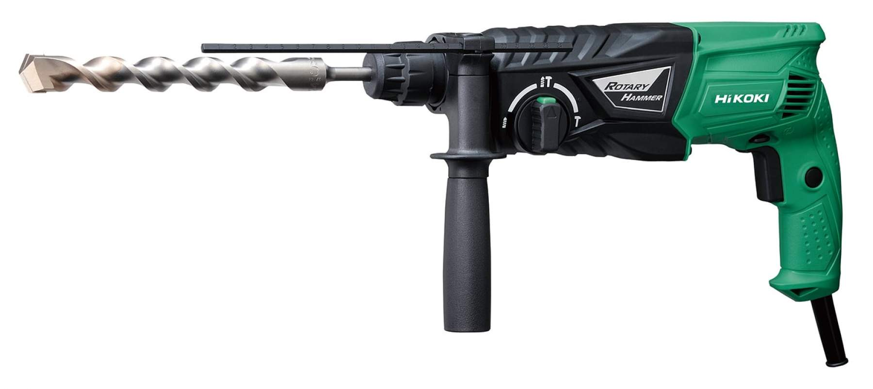 730W SDS-Plus Hammer Drill 3-Mode