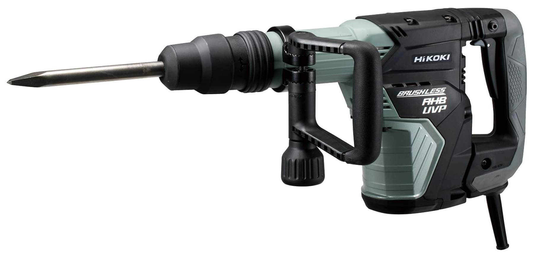 SDS-Max Demolition Hammer with Brushless Motor