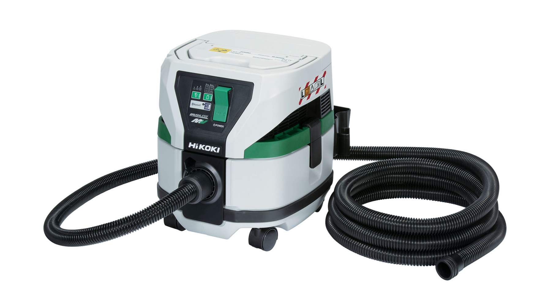 36V cleaner with Bluetooth