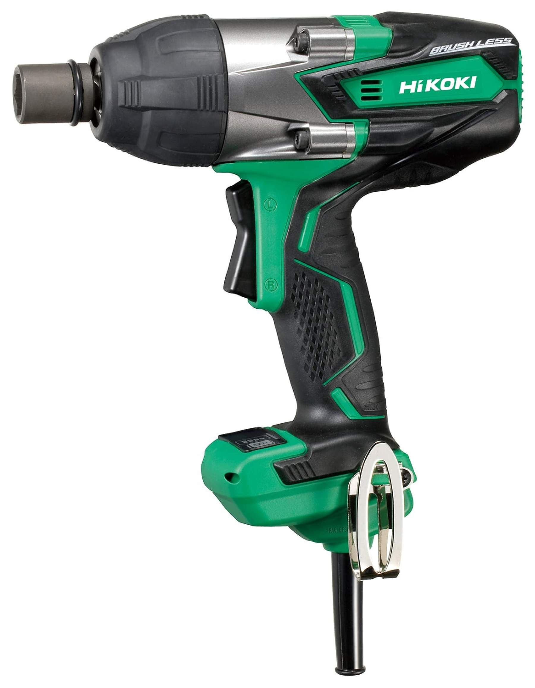 16mm Impact Wrench with Brushless Motor