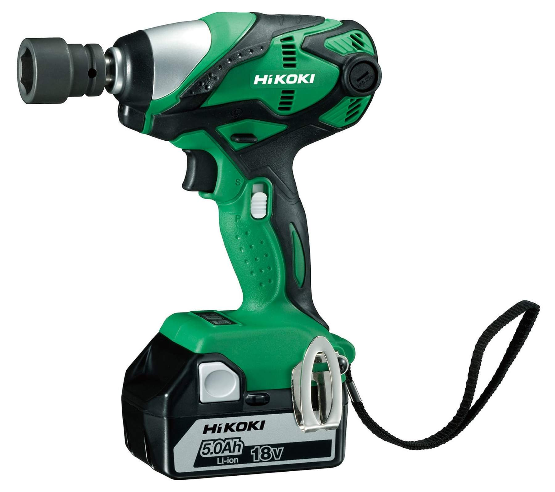 18V Li-Ion Impact Wrench