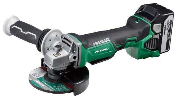18V Brushless Grinder with Brake