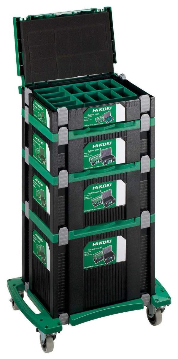 Hitachi Stackable Case System