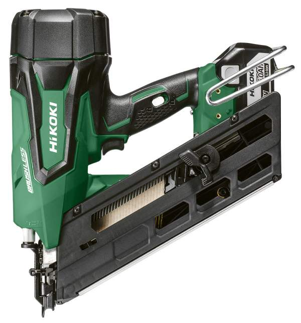 18V Brushless Framing Nailer