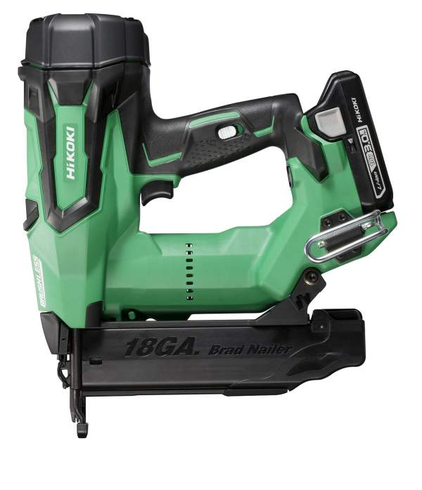 18V 18 Gauge Brushless Straight Brad Nailer